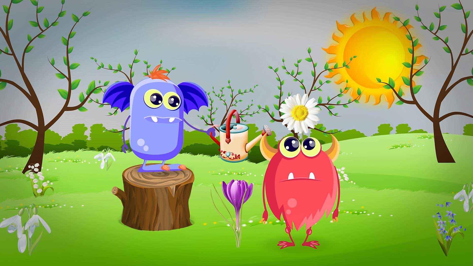 видеооператор на весенний утренник в детский сад, видеосъемка весеннего утренника